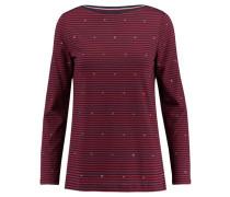 "Damen Shirt ""Mellona"" Langarm, rot"