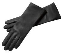 Damen Handschuhe, Schwarz