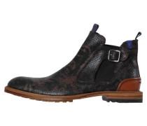 Herren Chelsea-Boots, grau