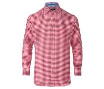Herren Trachtenhemd Langarm verfügbar in Größe XXL