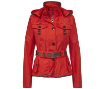 Damen Jacke Chocolate, Rot