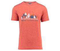 "Herren Bergsport T-Shirt ""Skiros"", rost"