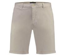 Herren Chino-Shorts Slim Fit, offwhite
