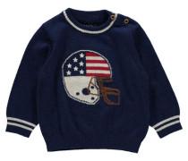 Jungen Baby Pullover, Blau
