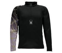 Boys Shirt Linear Web Dry W.E.B.? T-Neck Langarm