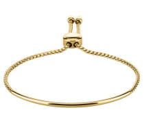 "Damen Armband ""Basic Gold"", gold"