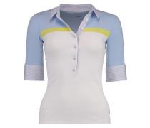 Marc Cain: Damen Polo-Shirt, bleu