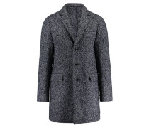 "Herren Kurzmantel ""Donegal Coat"", stoned blue"