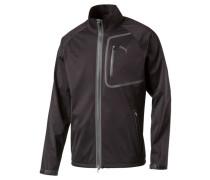 Herren Golfjacke / Regenjacke Storm Jacket, Schwarz