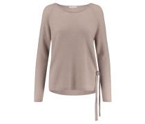 Damen Kaschmir-Pullover, braun