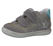 Mädchen Sneakers Cleo, Silber