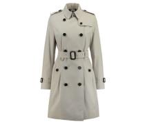 Damen Trenchcoat Kensingtonlong, Grau
