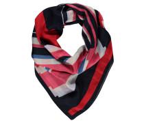 Damen Seiden-Schal, Mehrfarbig