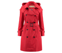 "Damen Trenchcoat ""Amberford"", rot"