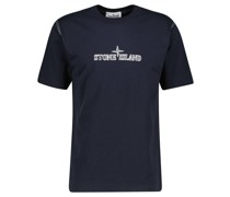 "T-Shirt ""Garment Dyed Retro Logo"""