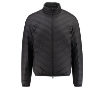 Herren Daunenjacke Train Core, Schwarz