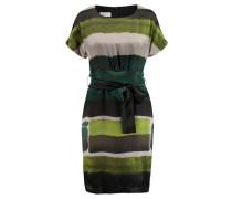 Damen Seidenkleid, Grün