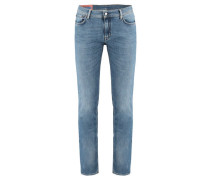 "Herren Jeans ""North"", stoned blue"