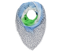 Damen Schal, Blau