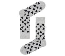 Herren Socken Triangle Sock