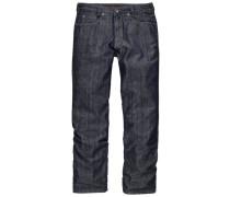 Herren Jeans Clark Comfort Fit, Blau
