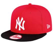 Herren Schildkappe / Basecap MLB Cotton Block New York Yankees