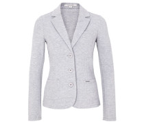 Damen Jerseyblazer, grau