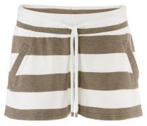 Damen Shorts, khaki