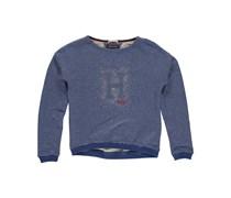 Tommy Hilfiger: Mädchen Sweatshirt Carissa, blau