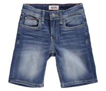 Jungen Jeans-Bermudas Clyde, Blau