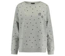Damen Sweatshirt, Grau