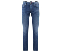 "Herren Jeans ""Giotto D352"""", blau"