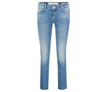 """Jeans """"Rosengarten"""" Slim Fit verkürzt"""