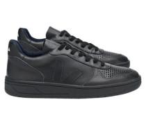 """Herren Sneakers """"V-10"""", schwarz"""
