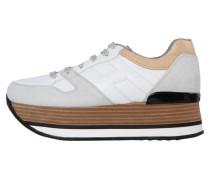 "Damen Sneakers ""Maxi H222"", weiss"