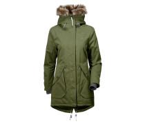 Damen Winterjacke / Outdoor-Jacke mit Kapuze Angelica Parka Gr. 38