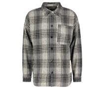 Flannellhemd Langarm