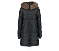 Damen Daunenjacke Light Long Bear, Grau