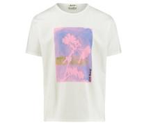 "T-Shirt ""Naive Flower"""
