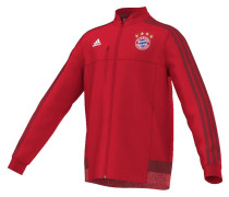 Boys Hymnenjacke FC Bayern Anthem Jacket Home