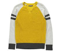 Jungen Pullover, Gelb