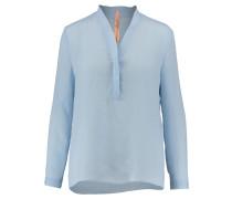 Marc Cain: Damen Bluse Langarm, bleu