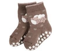 Jungen Socken Teddy, Grau