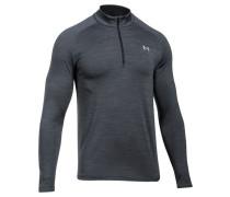 Herren Golfshirt / Langarmshirt Playoff 1/4 Zip, Grau