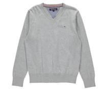 Jungen Pullover, Grau