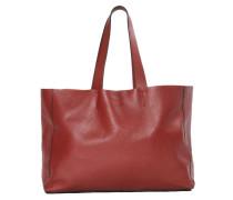 Damen Shopper Adria, Rot
