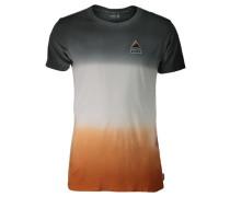 """Herren T-Shirt """"MitterreitM"""", orange"""