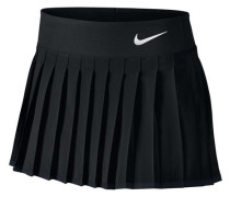 Girls Tennisrock Nike Victory, Schwarz