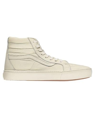 vans herren vans herren sneaker whisper white weiss 50. Black Bedroom Furniture Sets. Home Design Ideas