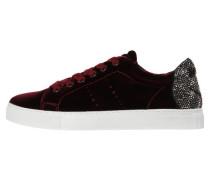 Damen Sneakers, bordeaux